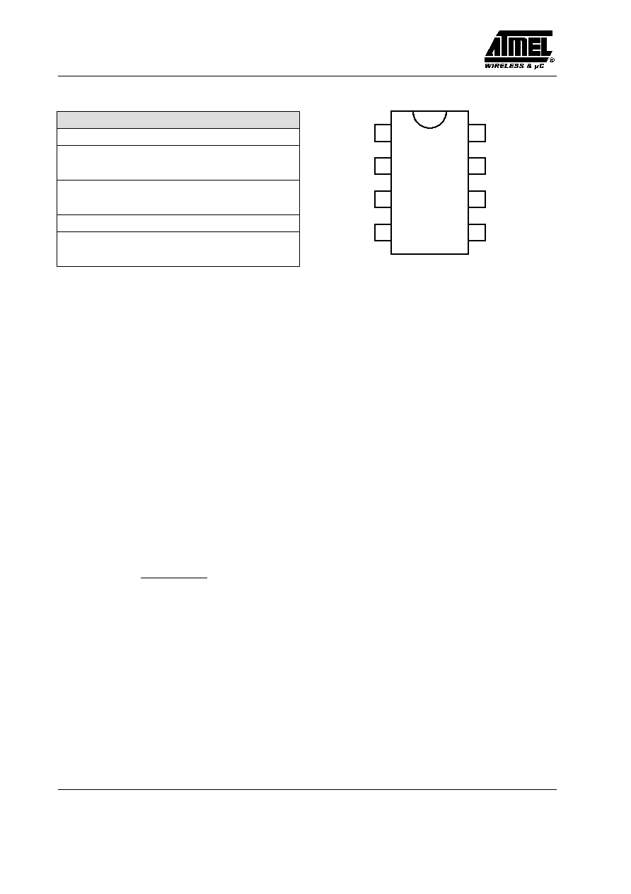 5 pcs U643B FLASHER IC WITH 30-mOhm SHUNT case DIP8 TFK//Atmel